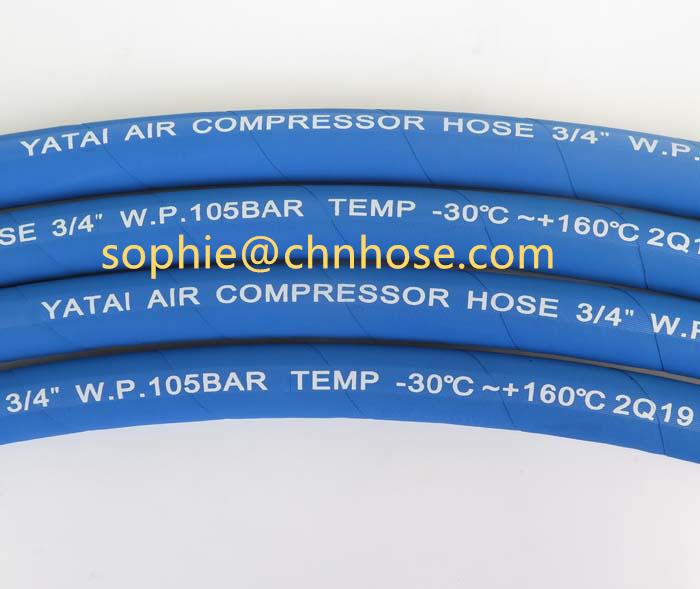 Air Compressor Oil Hose / Heat Oil Resistant Hose