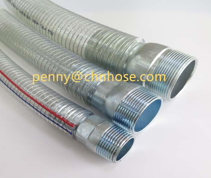 PVC Steel Wirel Reinforce Hose