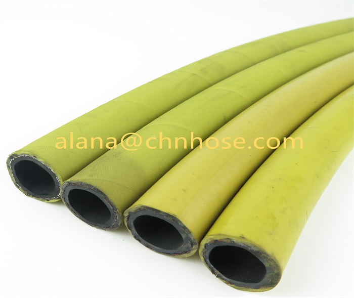 Yellow Wire Air Hose