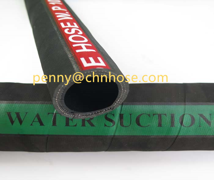 Water Suction&Delivery Hose