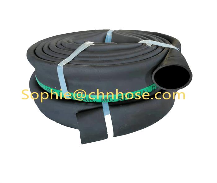 Layflat Cement Discharge Hose