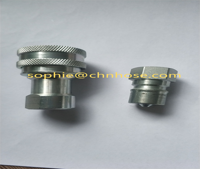 B SERIES HYDRAULIC QUICK COUPLINGS