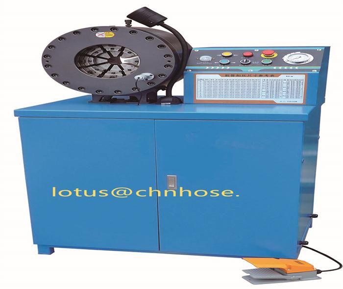 PLD-91C Hose Crimping Machine