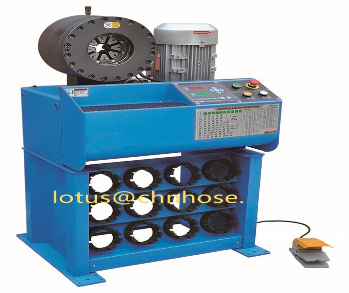 PLD-91H-6 Hose Crimping Machine