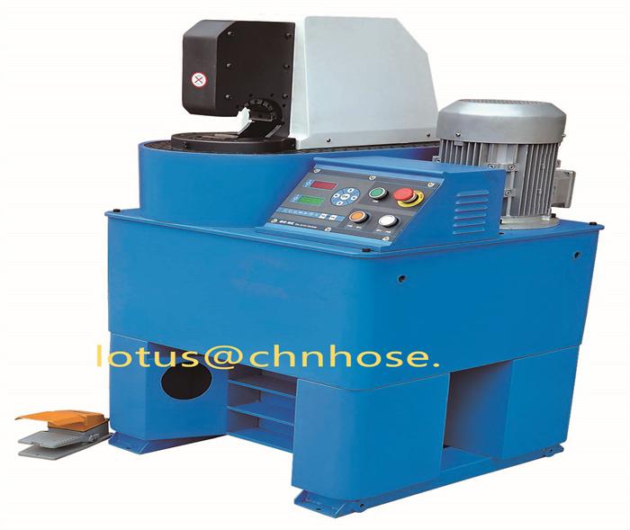 PLD85A-51 Side Feed Hose Crimping Machine