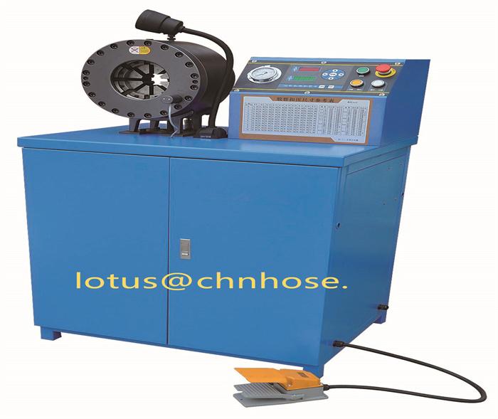 PLD-91C-6 Hose Crimping Machine